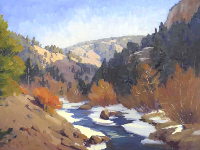 Big Thompson River Colorado