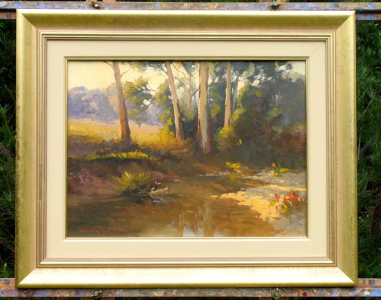 1404f228e992 Rossiters Paintings - Landscapes - FRAMING - Australian Artist ...